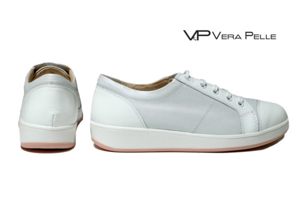 обувки Vera Pelle модел - Bizar бяла кожа
